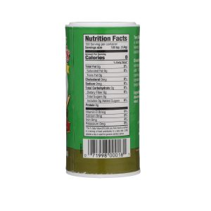 Gumbo File Nutrition