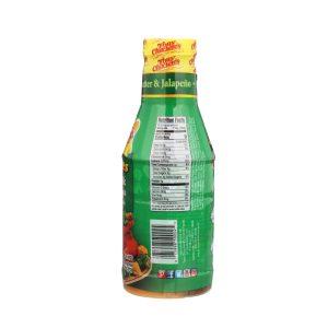 Butter Jalepeno Nutrition
