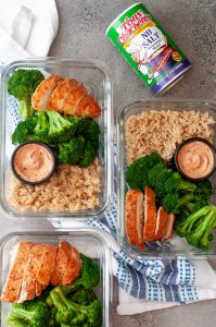 Tony's Chicken Meal Prep