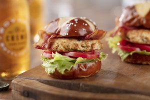 Chicken Bacon Ranch Slider