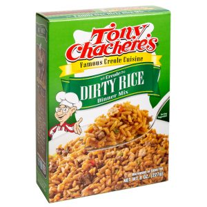 Creole DIrty Rice Box Dinner Mix