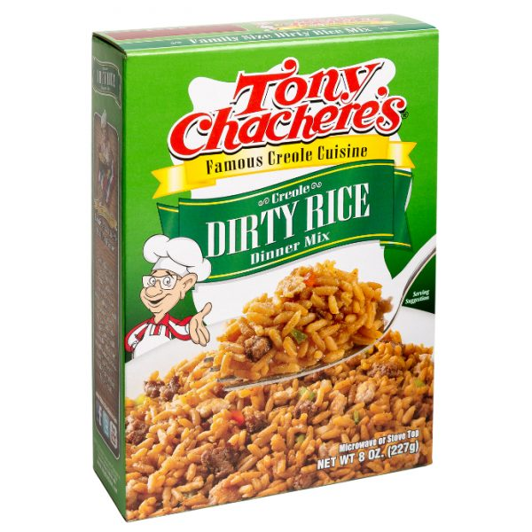 Creole DIrty Rice Box Dinner Mix