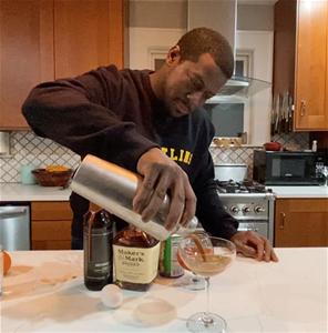 Creole Spiced Flip