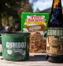 Get Your Gumbo Stout Now!