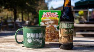 Gumbo Stout Bottle
