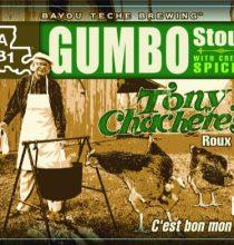 Santé to the New Gumbo Stout!