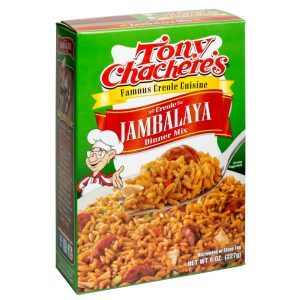 Jambalaya Box Dinner Mix