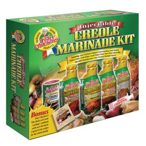 Creole Marinade Kit