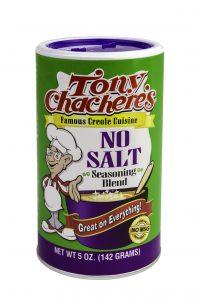 No Salt Creole Seasoning