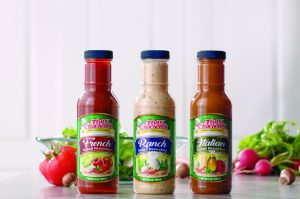 Tony Chachere's Creole-Style Salad Dressings