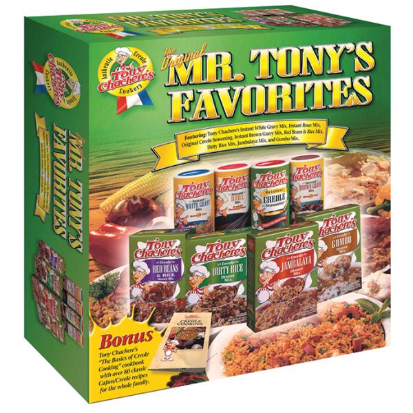 Mr. Tony's Favorites Gift Set
