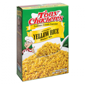 Creole Yellow Rice Dinner Mix