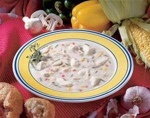 Seafood and Crab Bisque