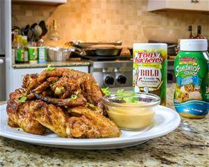 Bold Chicken Wings