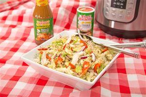 Summer Creole Chicken Salad
