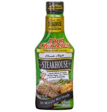Tony Chachere's Introduces New Line of 30-Minute Marinades – Steakhouse Flavor Tops List