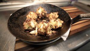 Seafood Stuffed Mushrooms 2