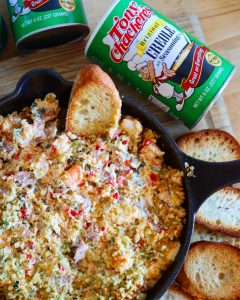 Shrimp and Andouille Sausage Gumbo Dip2