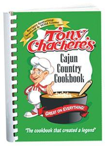 Cajun Country Cookbook