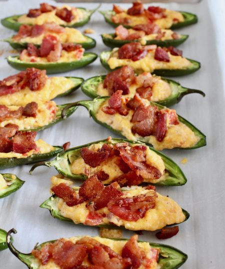 Pimento Cheese Jalapeño Poppers