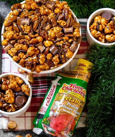 Moose Munch Christmas Snack Mix