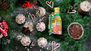 Hot Chocolate Cupcakes with Praline Filling2