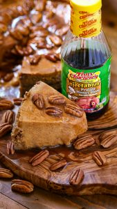 Pumpkin Praline Cheesecake2