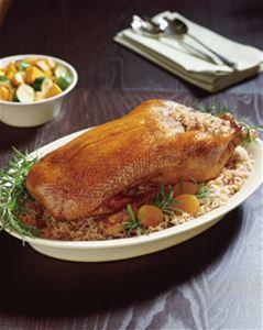 Opelousas Baked Duck