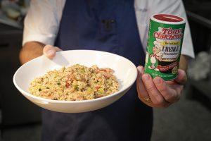 Instant Pot Chicken & Sausage Jambalaya