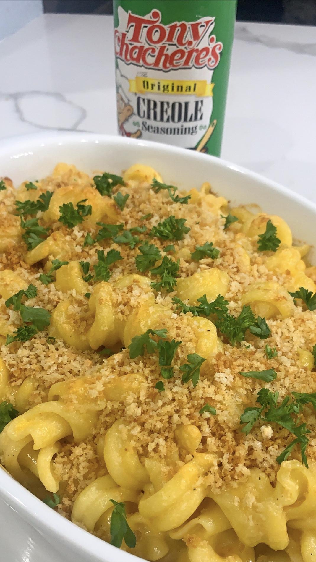 Creole Mac and Cheese