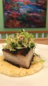 Tony's Cured Slow-Roasted Pork Belly