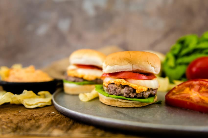 Zesty Pimento Cheeseburger 2