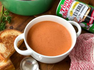 Cajun Tomato Bisque