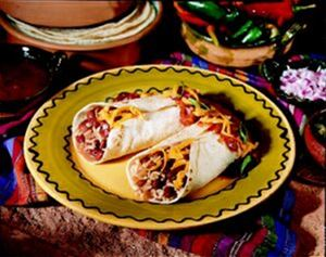 Red Bean Burritos