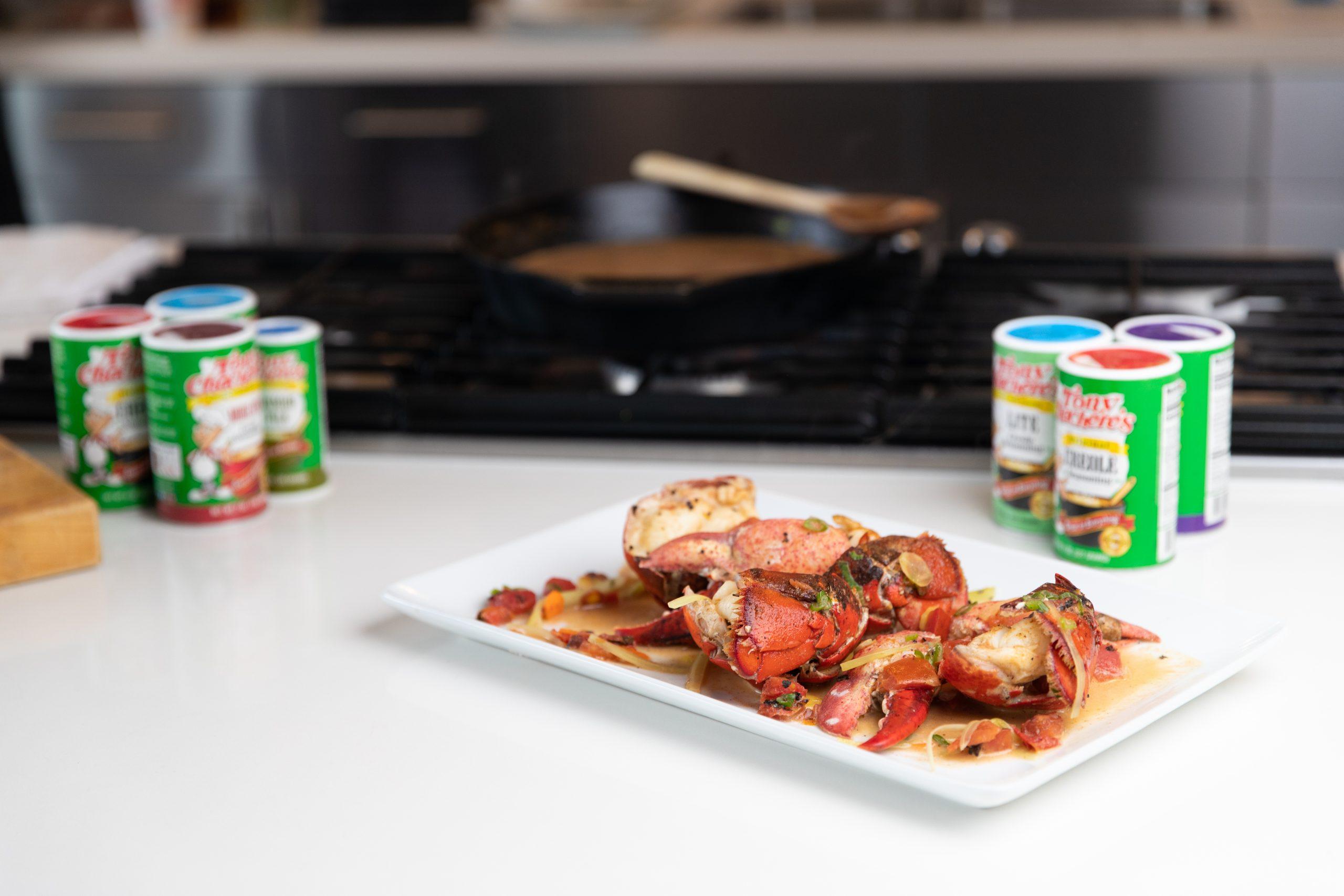 Pan Roasted Lobster
