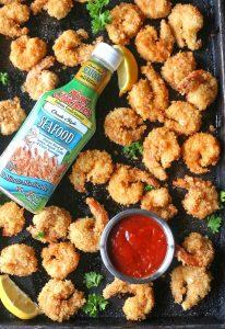 Spicy Crispy Fried Shrimp