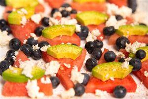 Bold Watermelon Feta Salad
