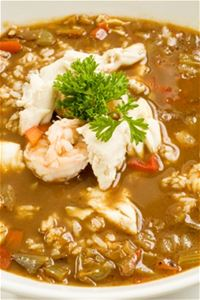 Tony's Crawfish Etouffee