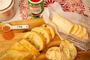 Homemade Creole Seasoned Butter