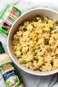 Creole Ranch Potato Salad