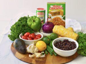 Cowboy Rice Salad 2
