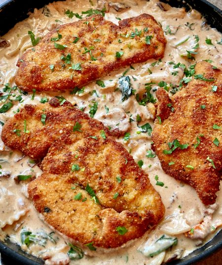 Creole Tuscan Chicken