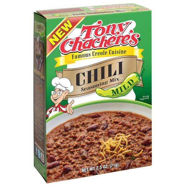 Chili Seasoning Mix Mild
