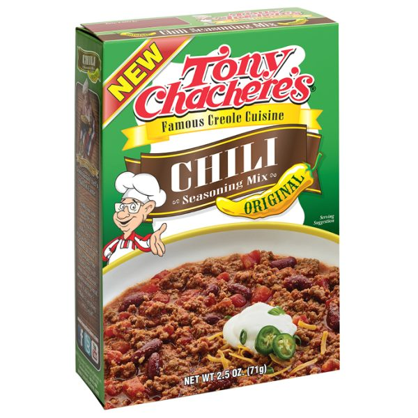 New Original Chili Seasoning Mix